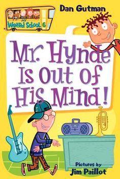 Ms. Todd Is Odd! (My Weird School, #12) | books | Pinterest ...