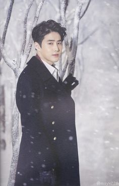 Ideas photography winter boy for 2019 Baekhyun Chanyeol, K Pop, Exo Red Velvet, Exo 2014, Luhan And Kris, Kim Joon Myeon, Fandom, Kpop Exo, Best Friend Pictures