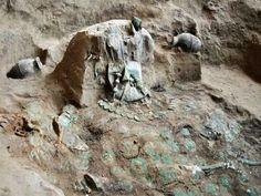 Localizan restos de sacerdotisa de la cultura Sicán, en Perú