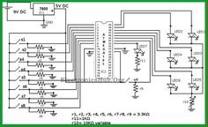 Boolean Algebra Calculator Circuit with Applications