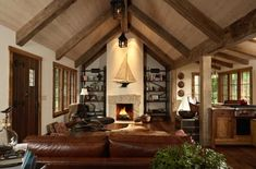 Give any space that cozy cabin feel this winter.