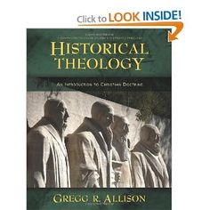 """Should learn more about the development of theology. Interested in this due to its topical arrangement: """"...allows readers to concentrate on one tenet of Christianity and its formulation..."""""""