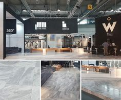 Get inspired by this excellent floor application of Elba Blue in our booth at Marmomac exhibition 2017. The Elba Blue marble is well-known for its intense and asymmetric grey designs which make it perfect for tiles and is widely recommended for that. #stonegroupinternational #stonegroup #marble #elbablue #elbabluemarble #greece #white #whitemarble #design #love #architecture #inspiration #interiordesign #beauty #marmomac