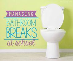 Managing Bathroom Br