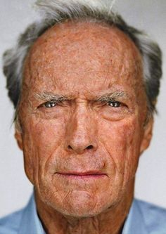 Bid now on Clint Eastwood by Martin Schoeller. View a wide Variety of artworks by Martin Schoeller, now available for sale on artnet Auctions. Martin Schoeller, Scott Eastwood, George Clooney, Celebrity Photography, Celebrity Portraits, Celebrity Photos, Celebrity Headshots, Celebrity Gossip, L'art Du Portrait