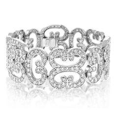 Reis-Nichols Jewelers : Diamond Bracelet - wow, this is beautiful!,,