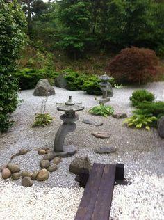 Aqua Sana, Japanese Zen Garden