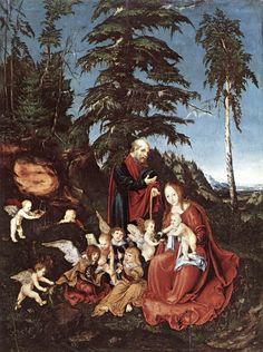 Кранах, 1504