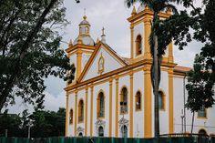 Just Go #JustGo - Sanderlei: Catedral Nossa Senhora da Conceição - Manaus - Amazonas AM - Brasil