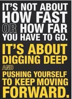 With MS -Push Yourself To Keep Moving Forward One Step at a Time! Keep Fighting Every Minute, Every Day!