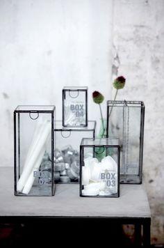 House Doctor glazen box: een musthave voor in huis | Fashionlab