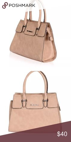 Flora Co Vegan Leather Handbag This is for a Flora Co vegan leather handbag.  Color 24e7aba5f6