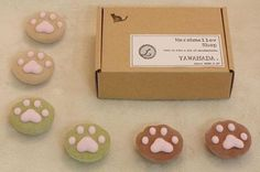 시세포착 :: 마시멜로 전문점 야와하다 (やわはだ)의 Cafe Cat & Paw