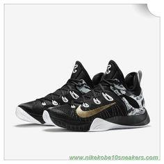 best sneakers 86f5c 91e61 705370-071 Nike Zoom Hyperrev 2015 Black White Metallic Gold