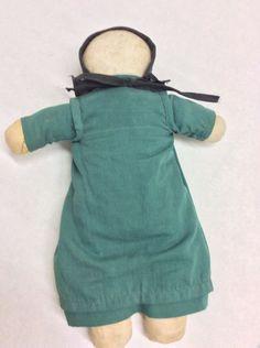Amish Doll, Antique, Early 20th Century, AAFA, Pennsylvania, All Original | eBay Amish Dolls, Pennsylvania, Online Price, Rag Dolls, The Originals, Sewing, Best Deals, Antiques, Primitive