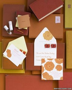 """See the """"Pretty Poppies Invitation"""" in our  gallery"""