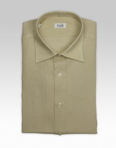 Camisa de Lino Beige  59€ #shirt #camisa #hombre #lino