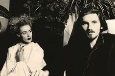 Dead Can Dance is one of those bands dearly beloved by many goths but does not technically fall under the jurisdiction of black lipstick and thigh- high latex platform boots. #music #deadcandance #goth