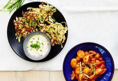 Syö hyvin ja säästä – resepti viikon joka päivälle | ET