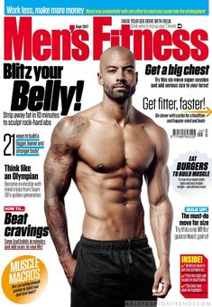 bd2ed1178a Louis Rennocks para Men s Fitness UK por Glen Burrows - Male Fashion Trends Mens  Fitness Magazine