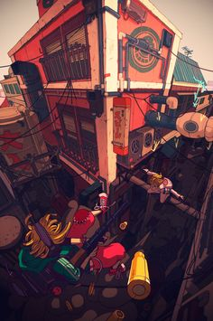The Art Of Animation, Garsuke