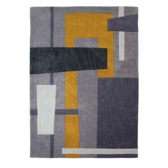 black and silver living room accessories Mustard And Grey Bedroom, Black And Silver Living Room, Room Accessories, Geometric Rug, Shaggy, Large Rugs, Modern Rugs, Rugs In Living Room, Room Rugs