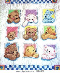 bear quilts - Google Search
