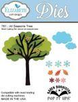 Elizabeth Craft Designs Die, All Seasons Tree