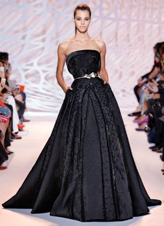 zuhair murad  Haute couture fall winter 2015 collection (14)