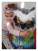 #návod #sova #obrovská #veľká #dekorácia #Veľká noc #amigurumi #roztomilá #darček #originálny #jar #farebná