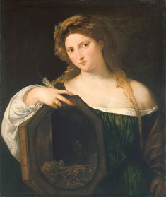 http://www.pinakothek.de/sites/default/files/imagecache/thumb_lightbox_light/gemaelde/original/7189_11681.jpg Tizian (1487-1576). Vanity (Ca. 1515)