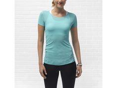 Nike Dri-FIT Touch Harmony Women's Training T-shirt - $40