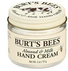 Burt's Bees Almond & Milk Hand Cream 2 Ounces (Pack of 2)
