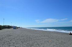 Playa El Playazo, Nerja - Costa del Sol (Espagne)