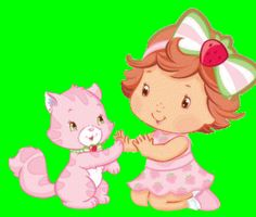 Baby Shortcake 2 - Strawberry Shortcake Characters