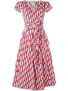 MARC JACOBS 'Arrow Print' Short Sleeve Dress. #marcjacobs #cloth #dress
