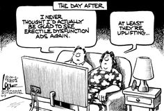 The day after the 2012 elections. By Chan Lowe #Politics #GoComics #Elections2012