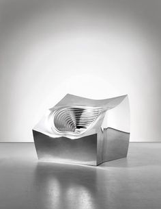 "Ron Arad, ""Tom Block"" chair"