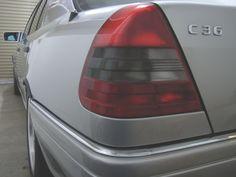 Mercedes-Benz C36 AMG (W202) in my garage
