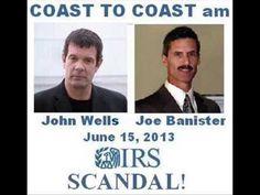 Whistleblower Joe Banister exposes the IRS