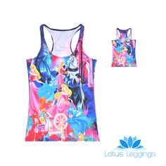 PRINCESS AURORA TOP – Lotus Leggings