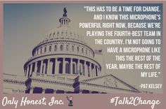 What a great #quote by Pat Kelsey! We definitely agree. After all, there's no time like the present to #speak up for what you #believe is #right! Visit OnlyHonest.com today! #politics #government #OnlyHonest #America