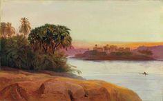 Philae on the Nile