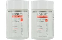 Bosley Healthy Hair Vitality Supplement for Women, 60 Count (2 pack) *** This is an Amazon Affiliate link. Want additional info? Click on the image.