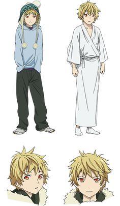 Yukine Noragami, Anime In, Kamisama Kiss, Anime Stickers, Character Design References, Boy Art, Cartoon Art, Aesthetic Anime, Kawaii