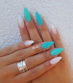 ✔ 40 cute acrylic nails designs to inspire your winter holiday . ✔ 40 cute acrylic nails designs to inspire your winter holiday Cute Acrylic Nail Designs, Best Acrylic Nails, Nail Art Designs, Nails Design, Acrylic Nails For Holiday, Winter Acrylic Nails, Mint Nail Designs, Turquoise Nail Designs, Nagellack Trends