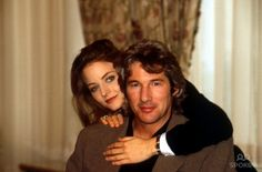 Richard Gere and Jodie Foster L4809 1993 Photo by Romuald Rat/imapress/Globe Photos Inc Richardgereretro