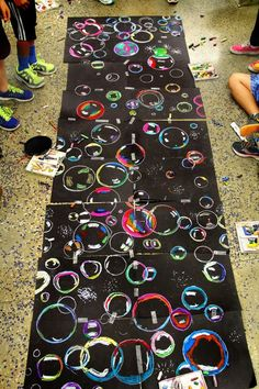 Awesome blog with tons of art projects for kids
