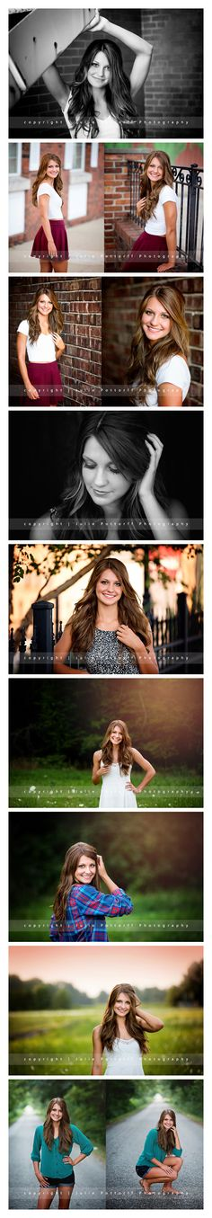 Senior Girl Photography | Senior Girl Picture Ideas | What to wear for senior pictures | Julie Pottorff Photography | Southern Illinois Senior Photographer | OLNEY IL SENIOR PHOTOGRAPHER