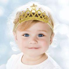 New 2016 Spring and Summer Children Girls Hair Accessories Baby Hair Band Gold and silver Baby Crown Headband  EUR 1.10  Meer informatie  http://ift.tt/2dw8lfa #aliexpress
